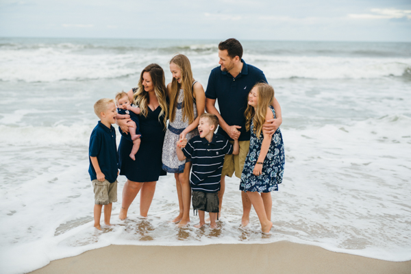 OBX family photography