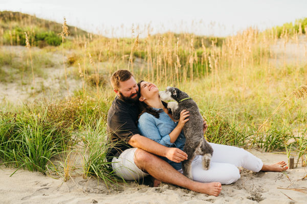 outer banks beach portraits