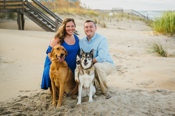 Nags Head family portraits