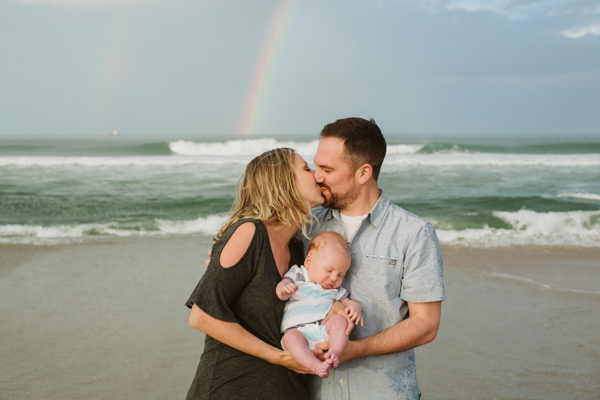 outer banks family session coquina beach