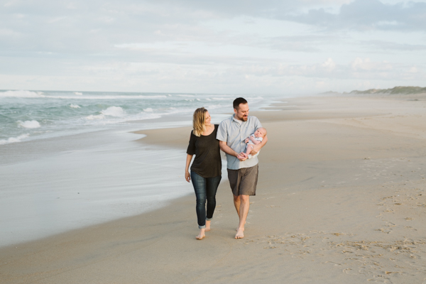 outer banks beach family sessions in nags head nc