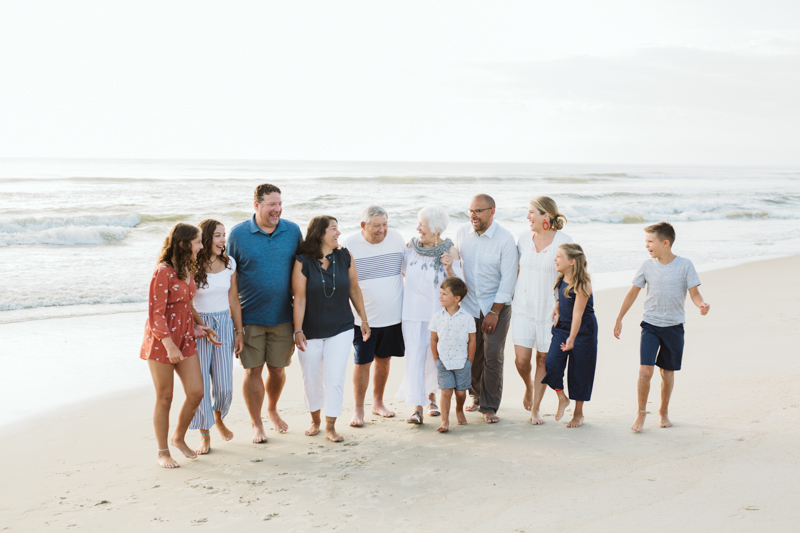 outer banks family photography