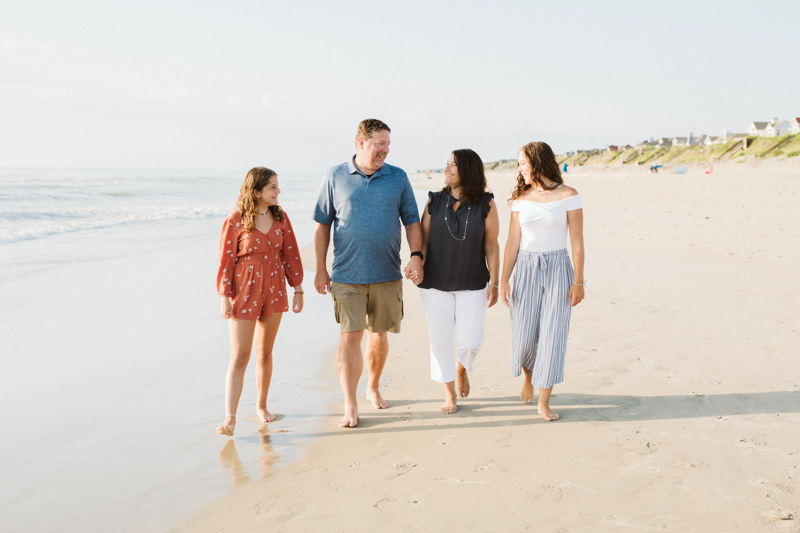 outer banks family session