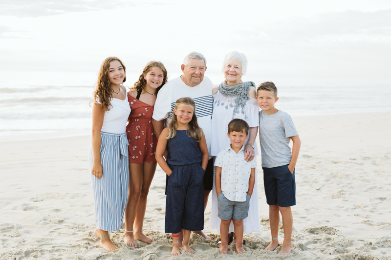 outer banks family sessions